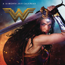 Image: Wonder Woman Movie 2019 Wall Calendar  - Trends Intl