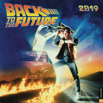 Image: Back to the Future 2019 Wall Calendar  - Universe Publishing