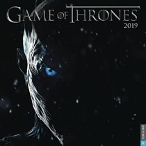 Image: Game of Thrones 2019 Wall Calendar  - Universe Publishing
