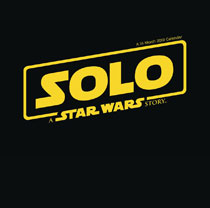 Image: Star Wars Solo 2019 Wall Calendar  - Trends Intl