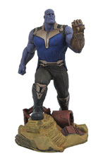 Image: Marvel Gallery Avengers 3 PVC Statue: Thanos  - Diamond Select Toys LLC