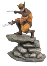 Image: Marvel Gallery PVC Statue: Wolverine Comic  - Diamond Select Toys LLC
