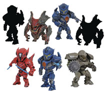 Image: Pacific Rim 2 D-Formz Blind Mystery Box PVC 12-Count Display  - Diamond Select Toys LLC