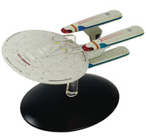 Image: Star Trek Starships Figure Magazine #126 (USS Princeton) - Eaglemoss Publications Ltd