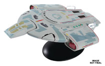 Image: Star Trek Starships Special #23 (LG USS Defiant NX-74205) - Eaglemoss Publications Ltd