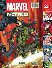 Image: Marvel Fact Files #224 (Solo cover) - Eaglemoss Publications Ltd
