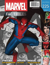 Image: Marvel Fact Files #225 (Spider-Man cover) - Eaglemoss Publications Ltd