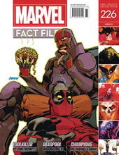 Image: Marvel Fact Files #226 (Foolkiller cover) - Eaglemoss Publications Ltd
