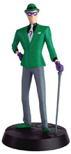 Image: DC Batman The Animated Series Figure Collectible Series 2 #3 (Riddler) - Eaglemoss Publications Ltd
