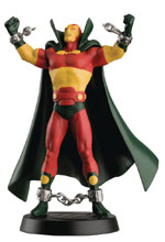 Image: DC Superhero Best of Figure Collectible Magazine #58 (Mister Miracle) - Eaglemoss Publications Ltd