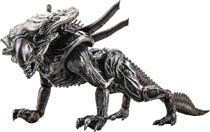 Image: Aliens Colonial Marine Figure: Xenomorph Crusher  (1/18 Scale) - Hiya Toys
