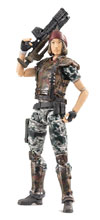 Image: Aliens Colonial Marine Figure: Redding  (1/18 Scale) - Hiya Toys