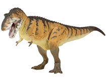 Image: Sofubi Toy Box 018A Tyrannosaurus Figure  - Union Creative
