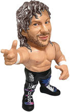 Image: New Japan Pro-Wrestling Collection Vinyl Figure: Kenny Omega  - 16 Directions Inc.