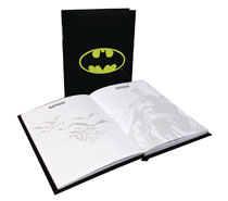 Image: Batman Light Up Notebook  - Sd Toys (Dirac Dist Sl)