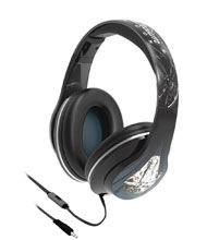 Image: Star Wars Headphones: Millenium Falcon  - Kiddesigns Inc.