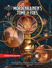 Image: D&D RPG: Mordenkainens Tome of Foes HC  - Wizards of The Coast