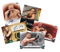 Image: Topps 2018 UFC Knockout Card Box  - Topps Company