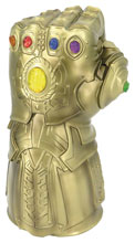 Image: Marvel PVC Bust Bank: Avengers Infinity War - Infinity Gauntlet  - Monogram Products