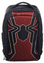 Image: Avengers Infinity War Iron Spider Suit Laptop Backpack  - Bioworld Merchandising