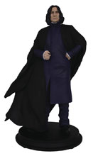 Image: Harry Potter 8-Inch Polystone Statue: Severus Snape  - Icon Heroes