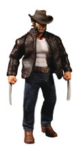 Image: One-12 Collective Marvel Action Figure: Logan  - Mezco Toys