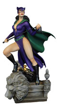 Image: DC Super Powers Collection Maquette: Golden Age Catwoman  - DC Comics