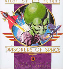 Image: Classic Dan Dare Vol. 07: Prisoners of Space HC  - Titan Publishing