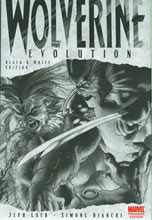 Image: Wolverine: Evolution - Black & White Edition HC