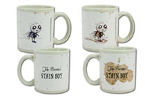 Image: Tim Burton Stain Boy Heat-Sensitive Mug  - Dark Horse