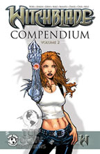 Image: Witchblade Compendium Vol. 02 HC  (limited edition) - Image Comics