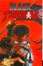 Image: Black Terror #1 - D. E./Dynamite Entertainment