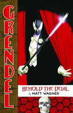Image: Grendel: Behold the Devil HC  - Dark Horse