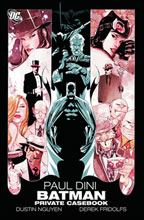 Image: Batman: Private Casebook SC  - DC Comics