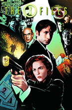 Image: X-Files SC  - DC Comics - Wildstorm