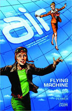 Image: Air Vol. 02: Flying Machine SC  - DC Comics - Vertigo