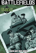 Image: Battlefields Vol. 03: The Tankies SC  - D. E./Dynamite Entertainment