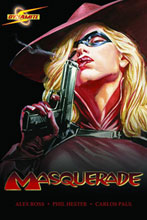 Image: Masquerade Vol. 01 SC  - D. E./Dynamite Entertainment