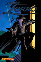 Image: Zorro #17 - D. E./Dynamite Entertainment