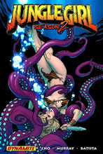 Image: Jungle Girl Vol. 02 Oversized HC  - D. E./Dynamite Entertainment