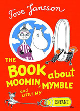 Image: Book About Moomin Mymble & Little My HC  - Drawn & Quarterly