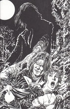 Image: Angel vs. Frankenstein 10-copy Virgin Byrne incentive cover)