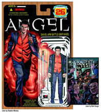 Image: Angel #26 - IDW Publishing