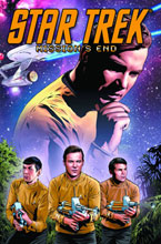 Image: Star Trek: Mission's End SC  - IDW Publishing
