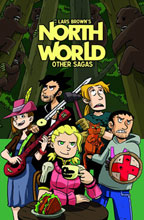 Image: North World Vol. 3: Other Sagas SC  - Oni Press Inc.