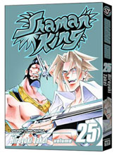 Image: Shaman King Vol. 25 SC  - Viz Media LLC