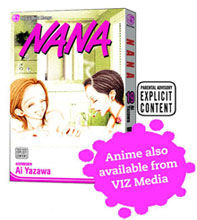 Image: Nana Vol. 19 SC  - Viz Media LLC