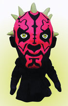 Image: Darth Maul Super Deformed Plush  -
