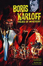 Image: Boris Karloff: Tales of Mystery Archives Vol. 04 HC  - Dark Horse