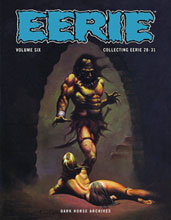 Image: Eerie Archives Vol. 06 HC  - Dark Horse